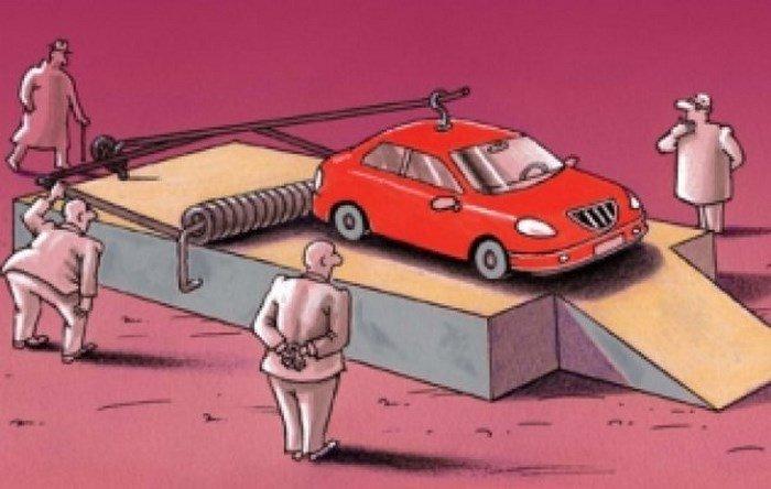 Как распознать автосалоны мошенники
